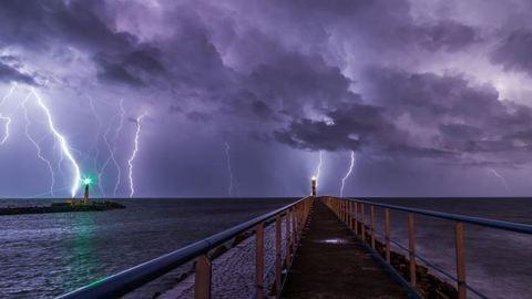Az időjárás-fóbia létezik, és gyakoribb, mint hinnéd