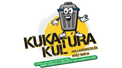 Idén újra vár a KUKAkulTÚRA - Hulladékkezelők Nyílt Napja!
