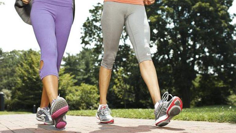 A gyaloglás tempójával növelhető az elégetett kalóriák száma