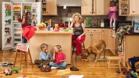 Egy háztartásbelianya véleményére felzúdultak az internet dolgozó anyái