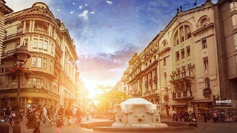 Belgrád, ahogy még sosem láttad – 11 álomszép fotó a szerb fővárosról