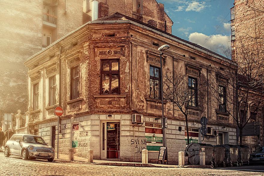 Így még sosem láttad Belgrádot - gyönyörű fotók