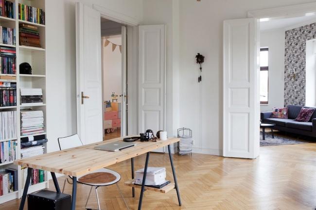 10 apró trükk, amitől a kis lakások trendibbé válik