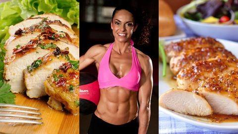 A világbajnok 10 kedvenc diétás húspáca