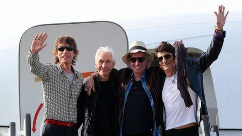 Így érkezett meg Kubába a Rolling Stones