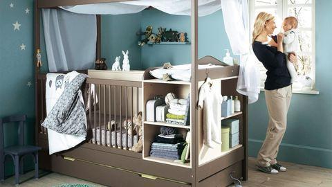 Így változik a gyerekszoba – ezekre a bútorokra lesz szükség