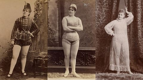 30 izgalmas táncosnő az 1890-es évekből – fotók