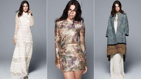 300 év divatja előtt tiszteleg a H&M új, fenntartható kollekciója – galéria