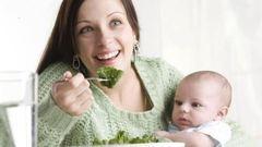 Étrend szoptatós kismamáknak