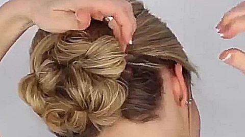 Csodás csináld magad frizurák, amiket te is elkészíthetsz