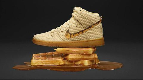 Csirke és goffri ihlette a Nike legújabb cipőjét