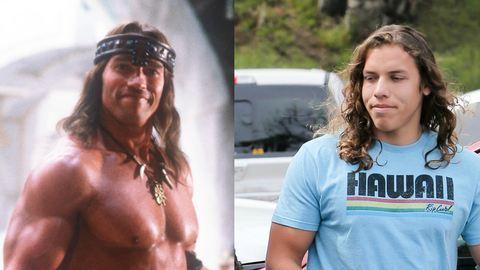 Schwarzenegger zabigyereke apja szakasztott mása