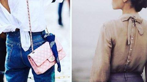 Új trend: a fordított ing – fotók