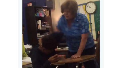 Letartóztatták a tanárnőt, miután ötször pofon ütött egy diákot