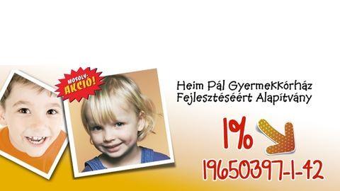 A Heim Pál Gyermekkórház Fejlesztéséért Alapítványról