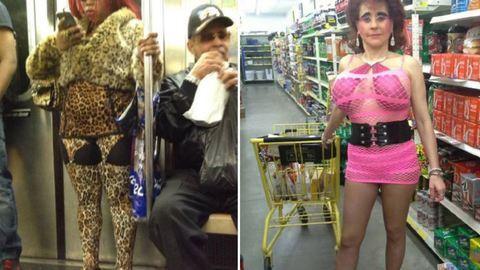 Ezeknek az embereknek fogalmuk sincs arról, mi az öltözködés