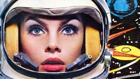 Éljen az űrhajózás, éljenek a nők!