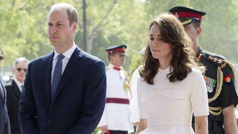 Katalin hercegné kínos pillanatai Indiában – akadt néhány