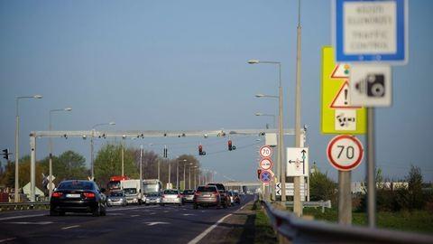 Óvatosabban vezetnek az autósok a szupertraffipaxok élesítése óta