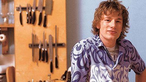 Jamie Oliver: már 17 éve pucér a szakács
