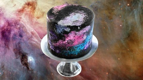 Harapj bele a világűrbe a kozmosztortával!