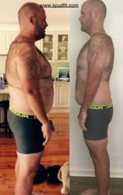 Pofonegyszerű módszerrel fogyott három hónap alatt több mint 30 kilót