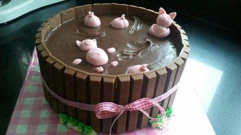 A tortasütés is lehet magas művészet