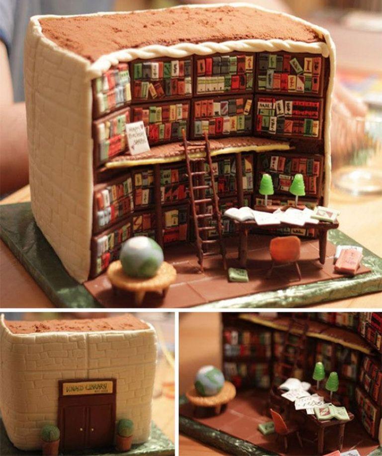 Tortakönyvtár könyvmolyoknak