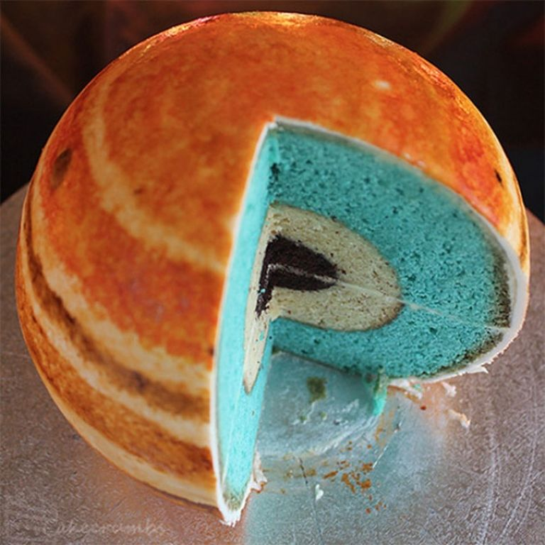 Gömb alakú tortát sütni igazi kihívás lehet