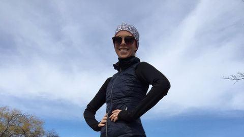 Újra elindul a maratonon a bostoni robbantás amputált lábú futónője