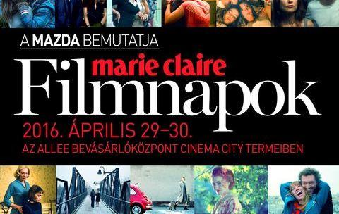 Filmnapok nőknek a Marie Claire magazinnal