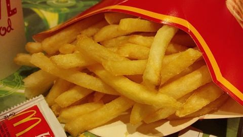 Korlátlan lesz a sült krumpli a McDonald'sban