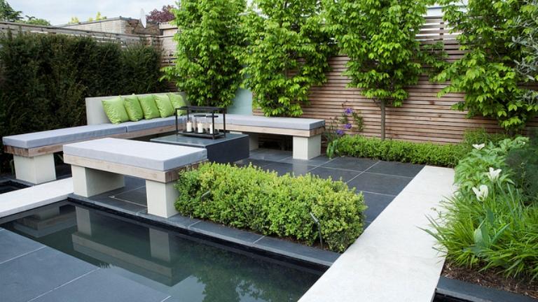 Kis helyen is lehet szép kerted  NLCafé