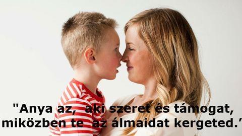 10 idézet az anyaságról