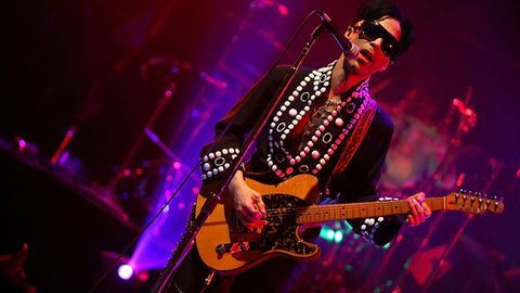 Prince a zene kaméleonja volt