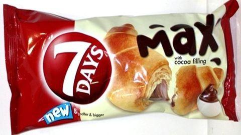Nébih: Fémdarabot találtak a 7days croissant-ban