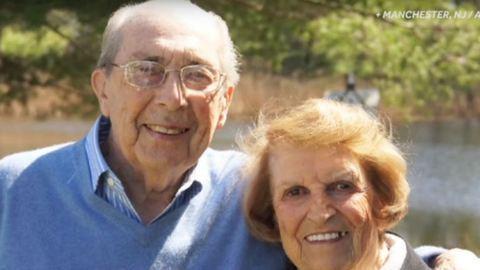 75 év után talált egymásra a gimis szerelmespár