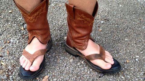 Ennél rondább cipő ma már nem lesz – fotók