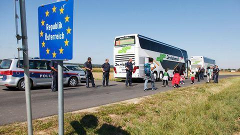 Szigorodik az ellenőrzés az osztrák-magyar határon