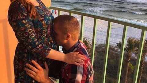 A terhes feleségét hánytató apuka megható levele terjed a neten