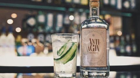 A fiatalság új forrása egy üveg gin!