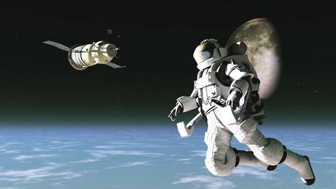 Így menstruálnak az űrben az űrhajósnők