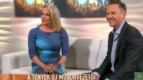 Először együtt Marsi Anikó és Gönczi Gábor