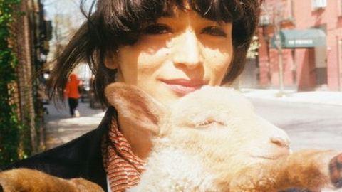 New York-i lakásában neveli a cuki bárányt a sztárséf