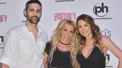 Egy évig szervezte a férfi, hogy Britney Spears előtt kérhesse meg barátnője kezét