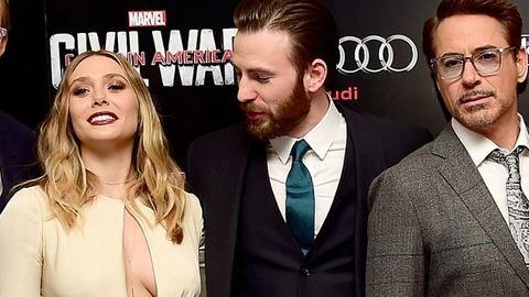 Az Olsen lány dekoltázsa mindent vitt a premieren