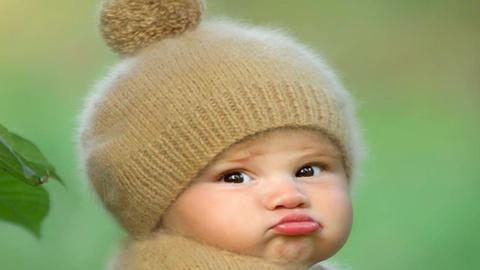 Ha a grimaszoló kisbabáktól nem lesz jobb a kedved, akkor semmitől