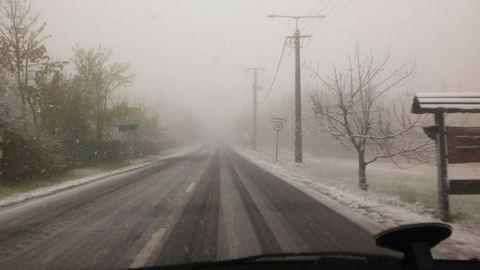 Havazik a Börzsönyben és a Pilisben is – fotók