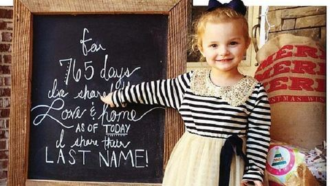 Elolvadsz, ha meglátod az örökbefogadott gyerekek boldog fotóit!