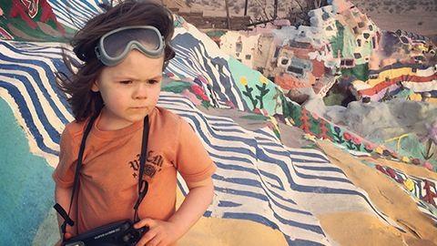 6 éves sztárfotós az internet első számú kedvence